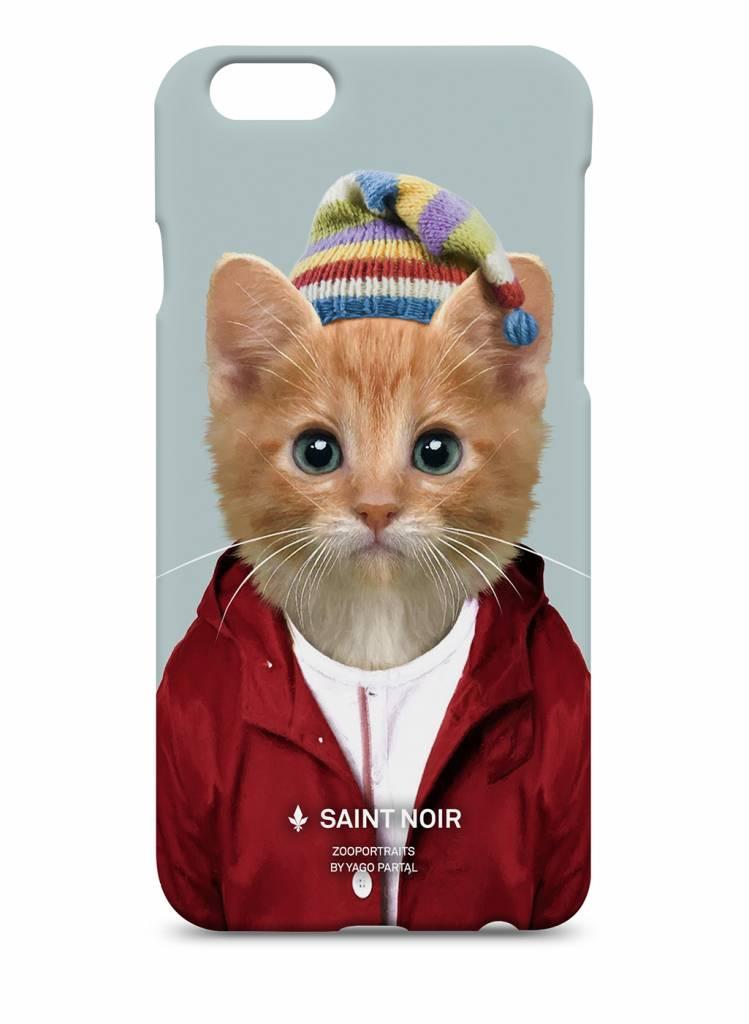 iPhone Case Accessoire - Little Cat - Zoo Portraits
