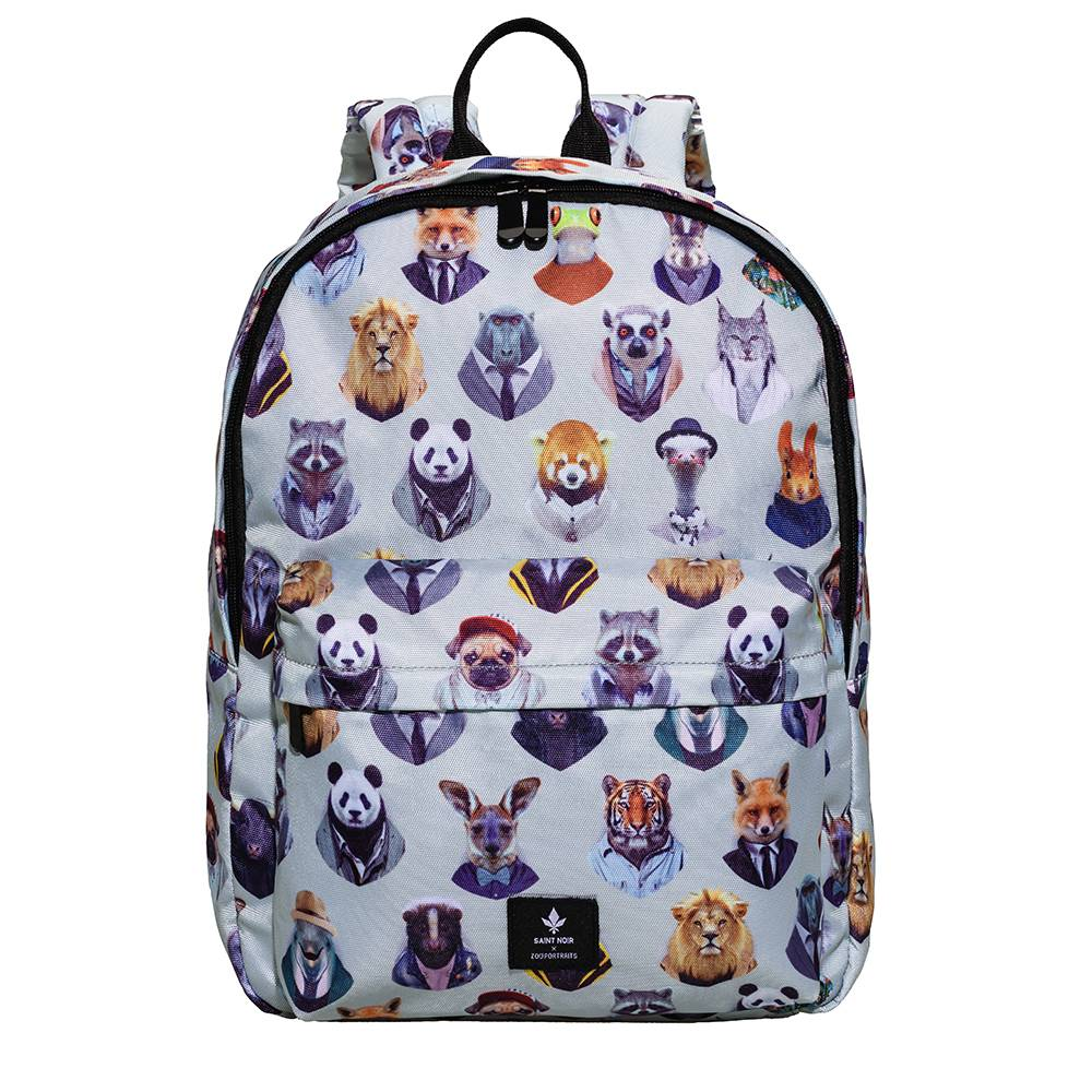 Backpack Accessory with frontbag - Zoo - Zoo Portraits