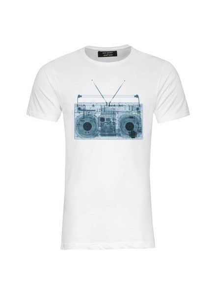 T-shirt Men - Ghettoblaster - Nick Veasey Collection