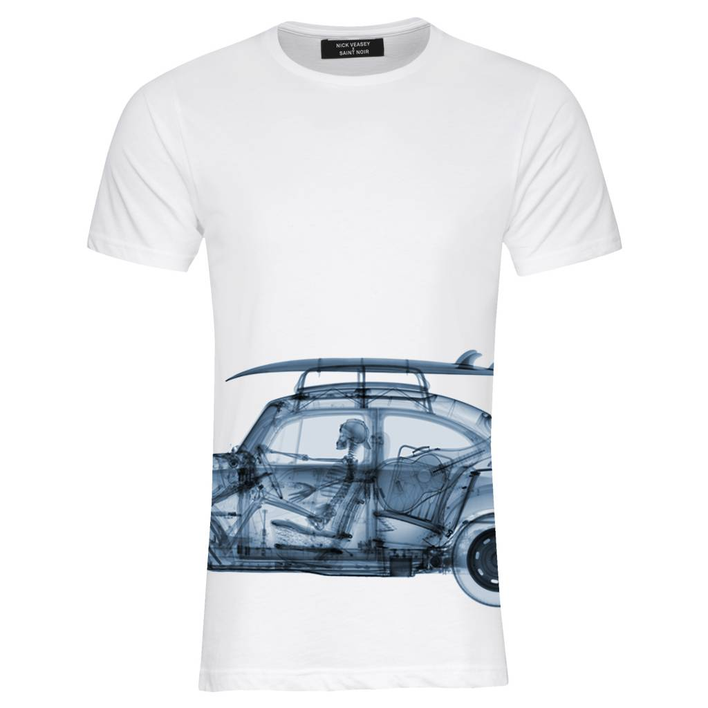 T-shirt Men - Beetle - Nick Veasey Collection