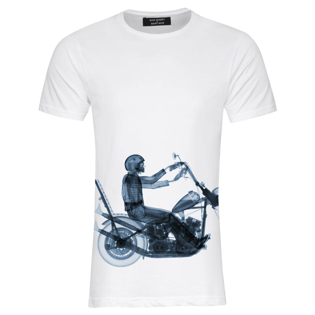 Design t shirt easy - T Shirt Men Easy Rider Nick Veasey Collection
