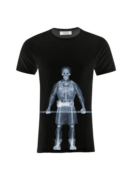 T-shirt Men - Muscle - Nick Veasey Collection