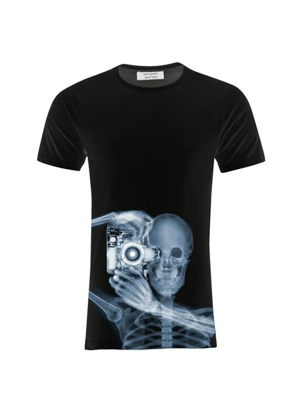 T-Shirt Herren - Snapshot - Nick Veasey Collection
