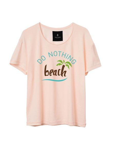 T-shirt Light Fit Women - Do Nothing