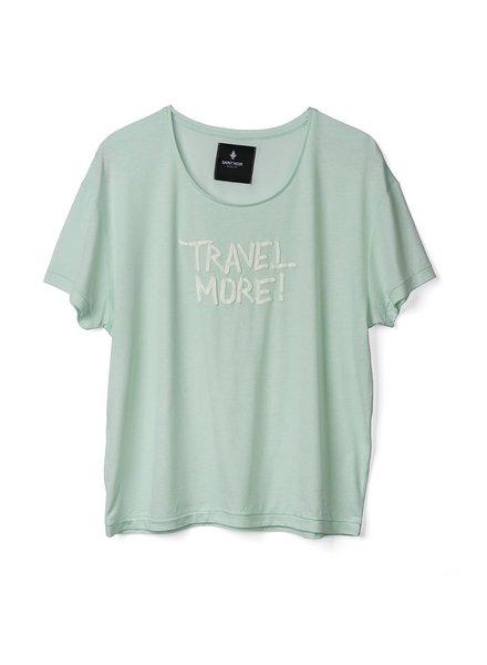 T-Shirt Light Fit Damen - Travel