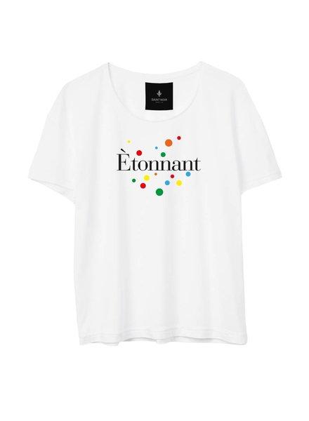 T-shirt Light Fit Women - Étonnant