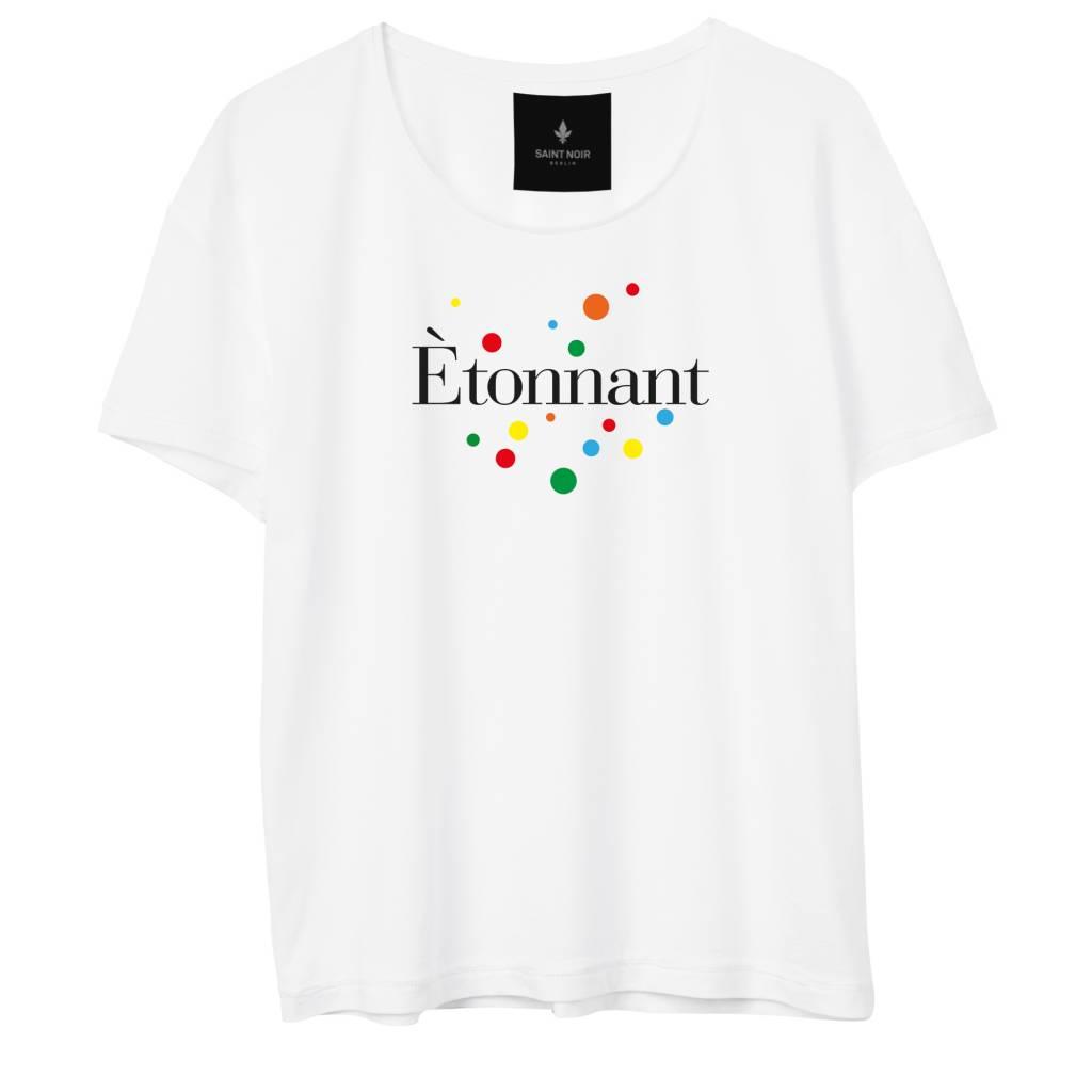 T-Shirt Light Fit Damen - Étonnant