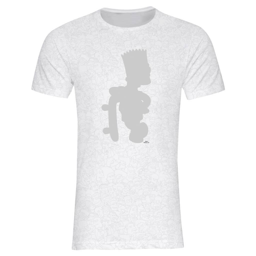 T-shirt Men - Bart - Simpsons Collection