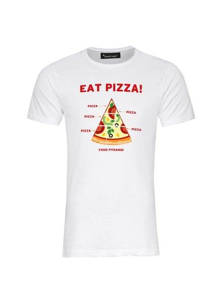 T-Shirt Herren - Pizza