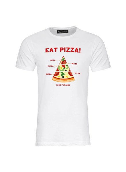 T-shirt Men - Pizza
