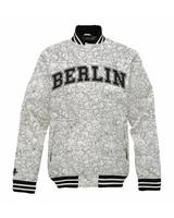 Collegejacke Unisex - Berlin - Simpsons Collection