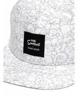 Snapback Cap Accessoire - Simpsons White - Simpsons Collection