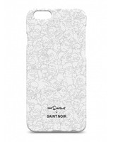 iPhone Case Accessoire - White - Simpsons Collection