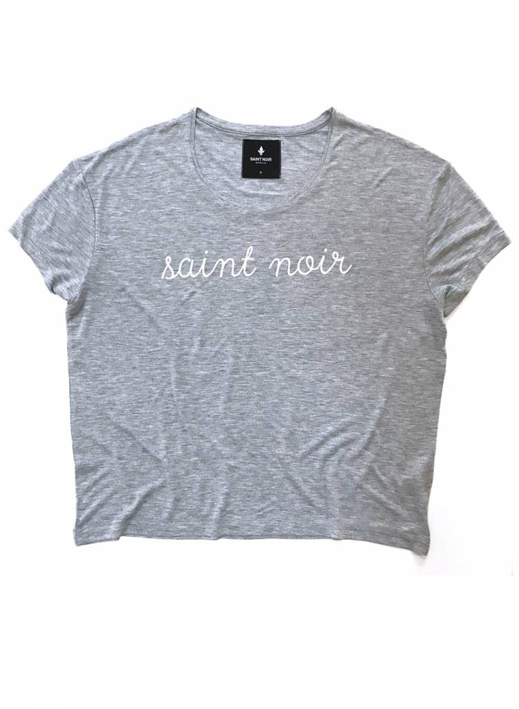 T-Shirt Light Fit Damen - New Noir