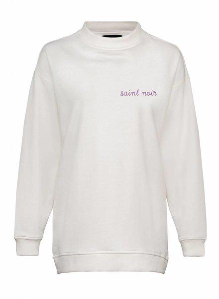 Sweatshirt Oversized Women - New Noir