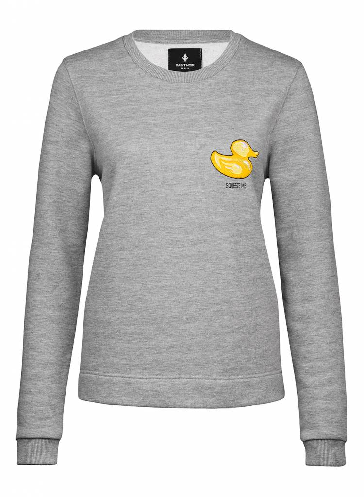 Sweatshirt Straight Fit Women - Squeeze Me