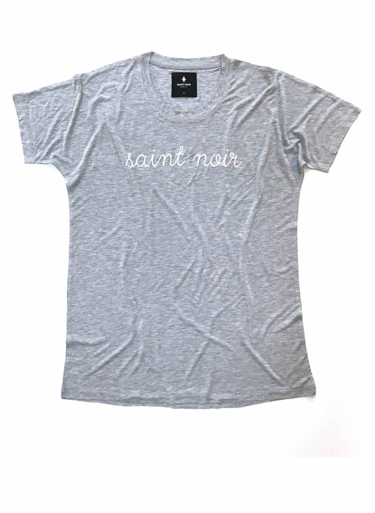 T-shirt Loose Fit Men - New Noir