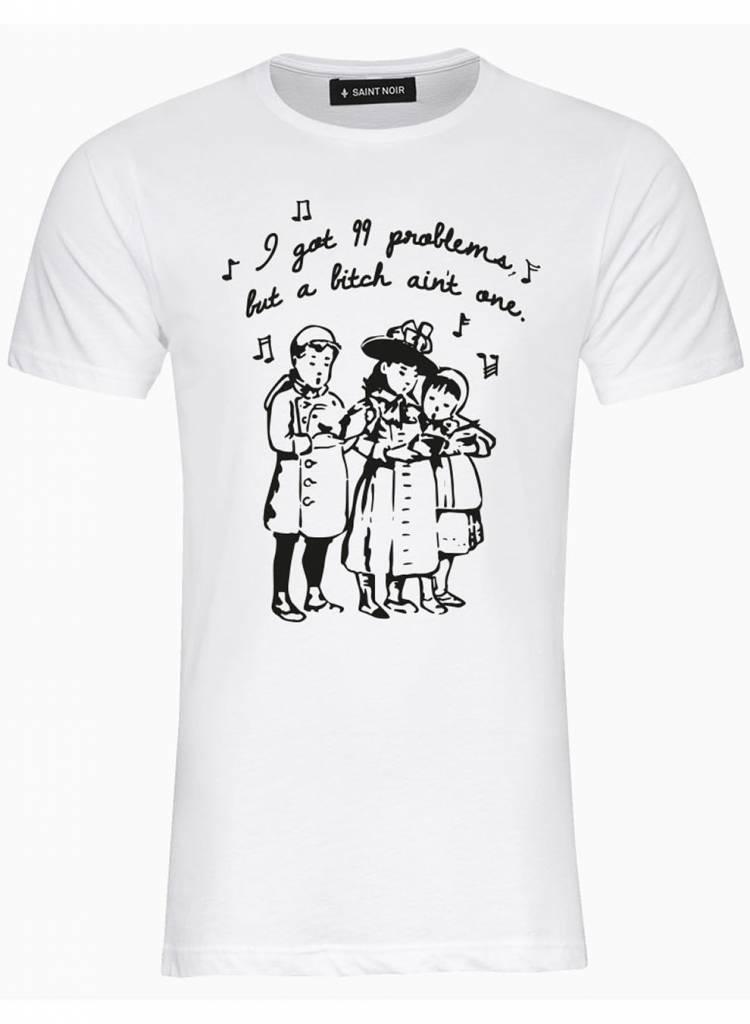 T-Shirt Herren - Singing Kids
