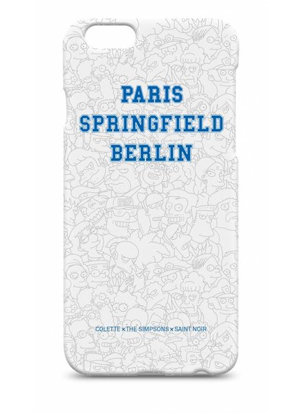 iPhone Case Accessory - Springfield - Simpsons Collection