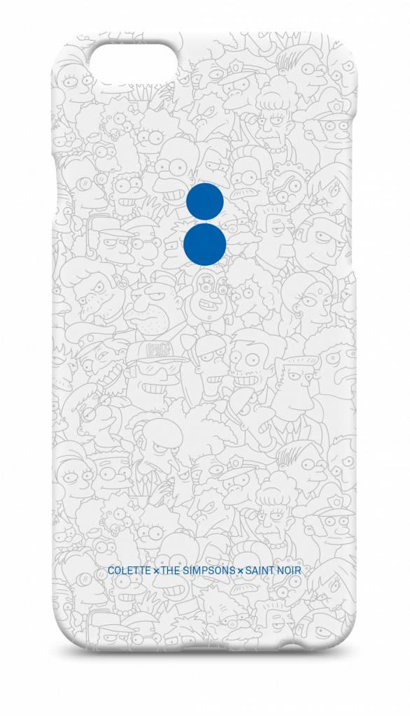 iPhone Case Accessoire - Points - Simpsons Collection - Colette Paris collab