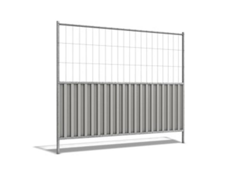 Bouwhek City Fence Combi