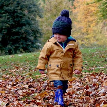 Jacket child