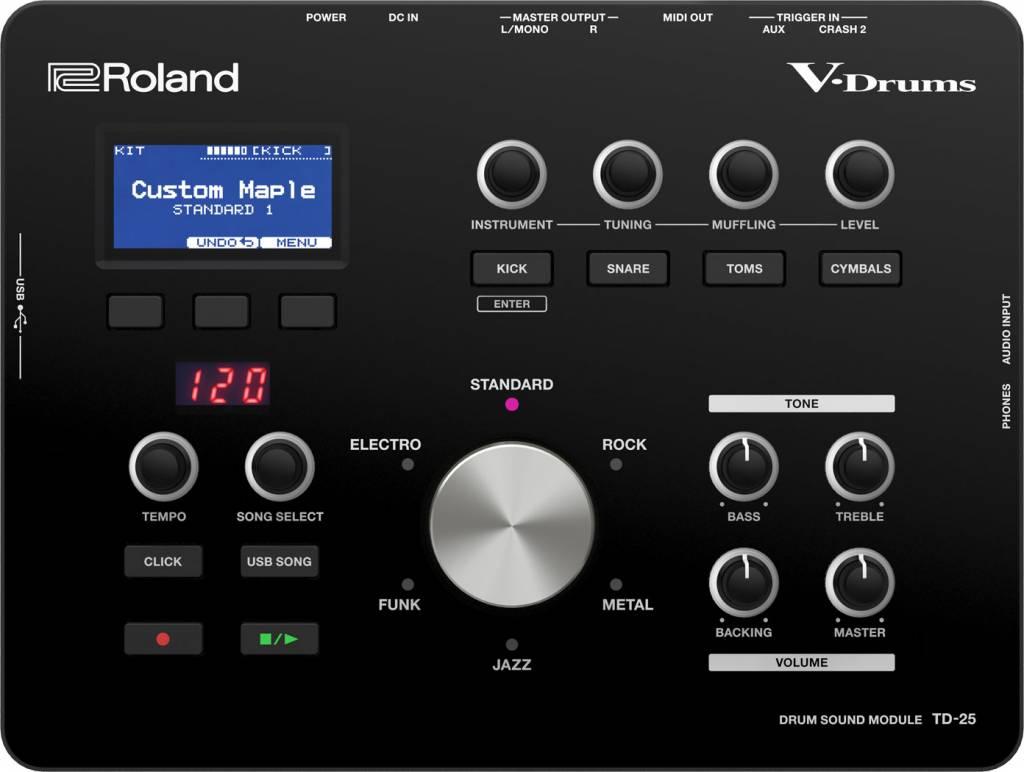 Roland  TD25 drummodule