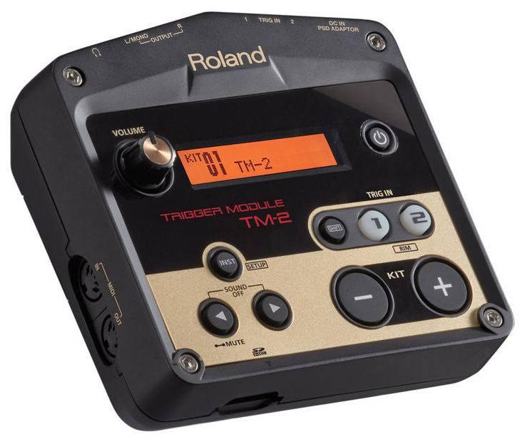 Roland TM-2-Demo Drum Modul TM2