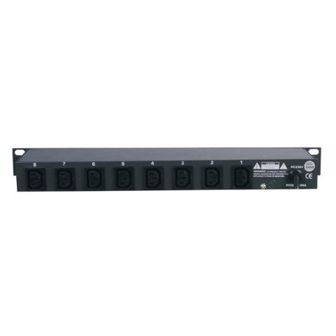 Showtec  DJ switch 8 50309