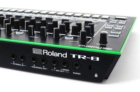 Roland Roland TR-8 Rhythm Performer TR8 Drumcomputer