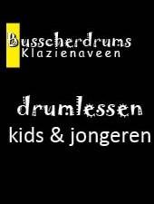 Busscherdrums Drum Lessons Monatskarte 20 Minuten wöchentlich Jugend 101