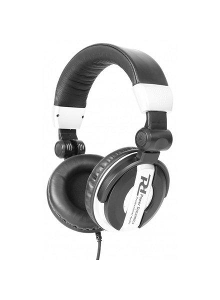 PD Power Dynamics Strom Dynamics PH200 DJ-Kopfhörer Weiß