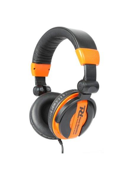 PD Power Dynamics PH200 DJ koptelefoon Oranje