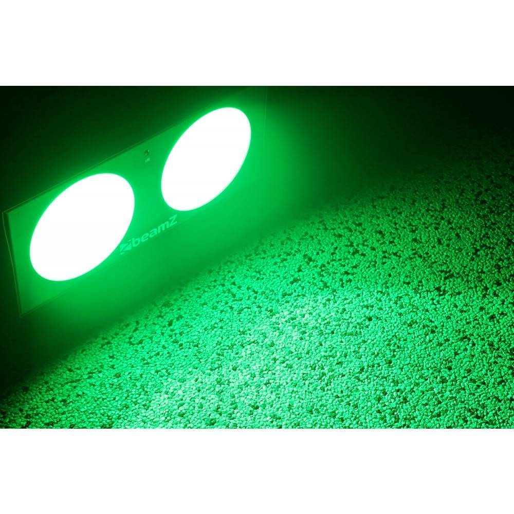 Beamz  LUCID 1.2 2x 10W COB LED's 150.462