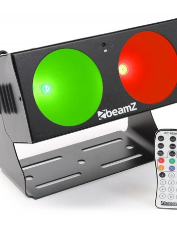 Beamz Beamz LUCID 1.2 2x 10W COB LEDs