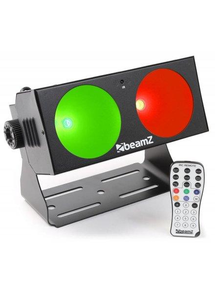 Beamz LUCID 1.2 2x 10W COB-LEDs