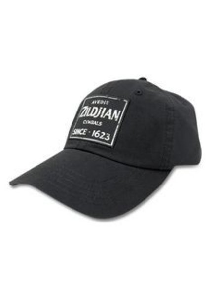 Zildjian Baseball cap, black, Quincy Vintage Sign