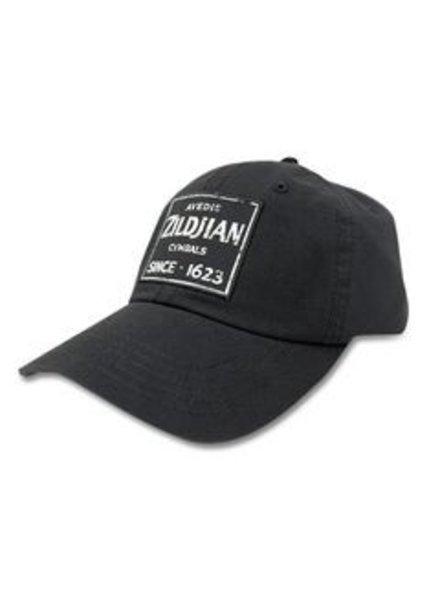 Zildjian KTZIT4631 Baseball Cap, black with Quincy Vintage Sign