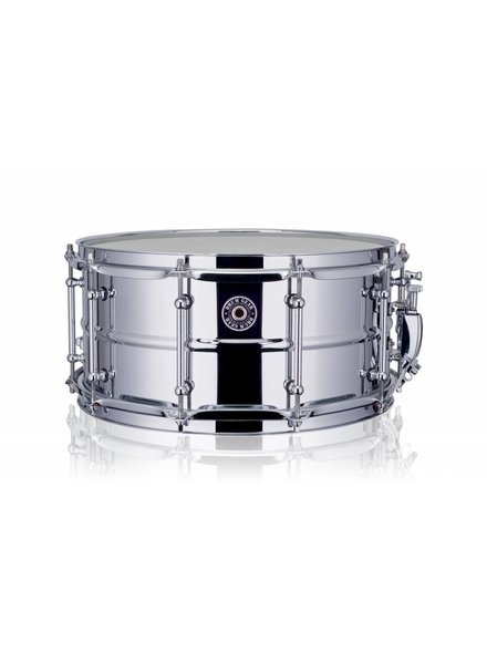 """Drum Gear  Snare Drum Ausrüstung funktioniert Chromstahl 14 x 6.5 """"DGS_S1465"""