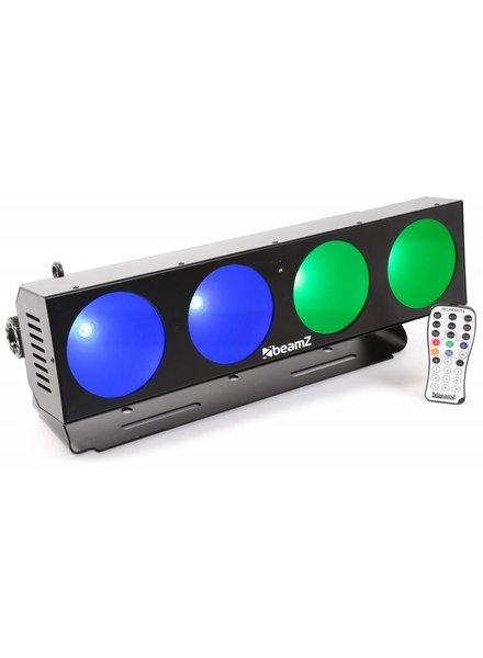 Beamz Beamz LUCID 1.4 4x 10W COB-LEDs