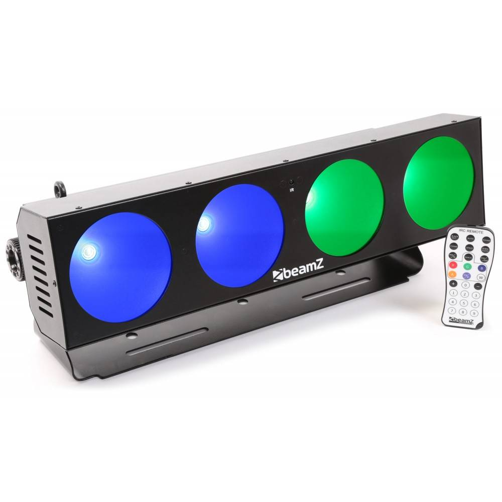 Beamz  LUCID 1.4 4x 10W COB-LEDs 150 464
