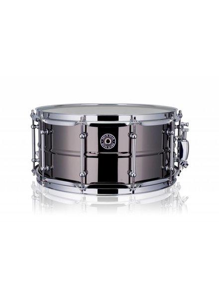 """Drum Gear  Gear drum snare drum black brass 14 x 6.5 """"DGS-B1465"""
