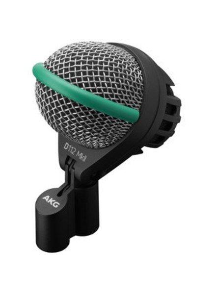 AKG AKG D112 MKII Bass-Drum-Mikrofon mit flexiblem Berg