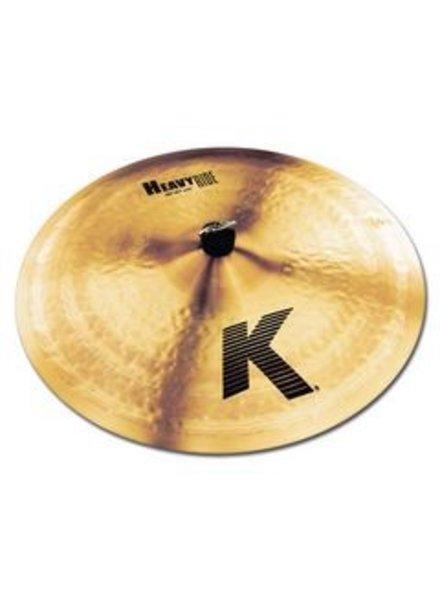 """Zildjian Ride, K , 20"""", Heavy Ride, traditional"""