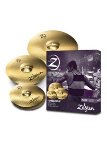 Zildjian ZILDJIAN Planet Z-Serie 4-Stück 14-16-20 ZIPLZ4PK