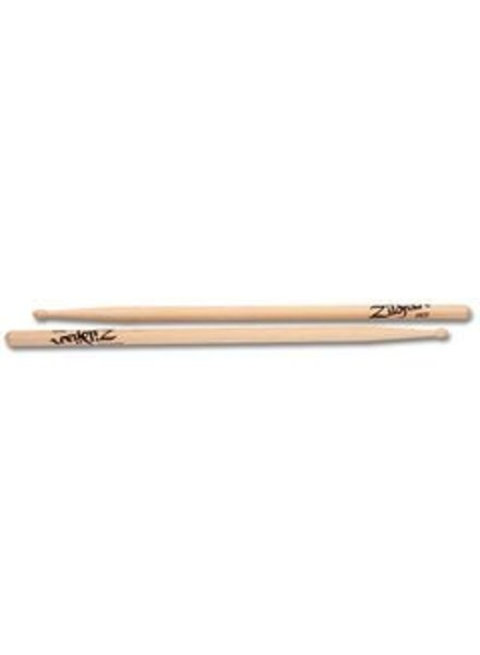 Zildjian Drumsticks, Hickory Wood Tip series, Jazz, natural