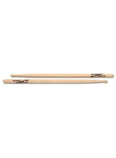 Zildjian Drumsticks, Hickory Wood Tip series, Super 5A, natural