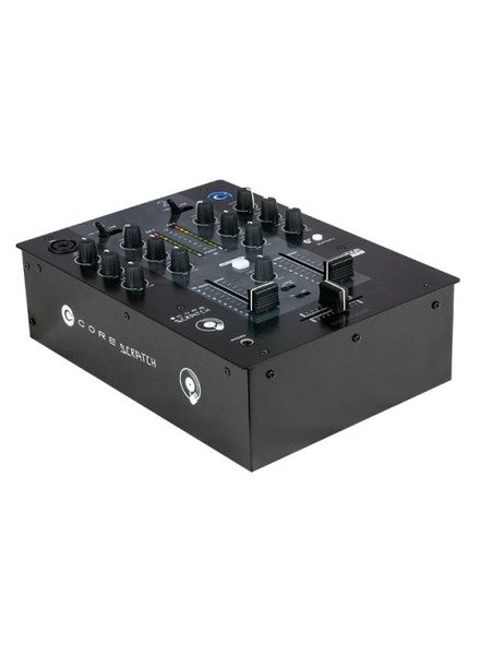 DAP audio pro DAP Audio CORE Scratch 2-Kanal DJ-Mixer D2312