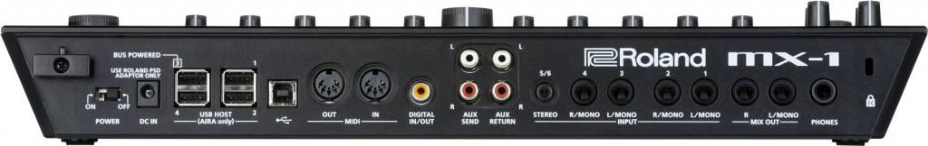 Roland  MX-1-Mixer DJ-Mixer AIRA