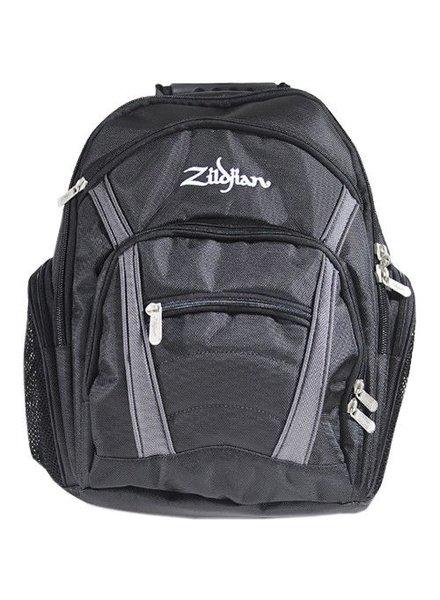 Zildjian Laptop Rucksack schwarz mit weißem Logo ZBP